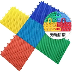 PP interlocking material