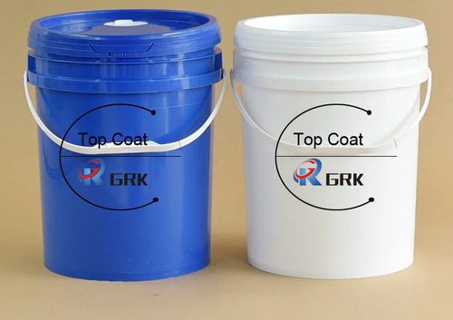Acrylic environmental top coat material on sales