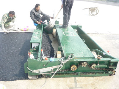 2.5Paver machine