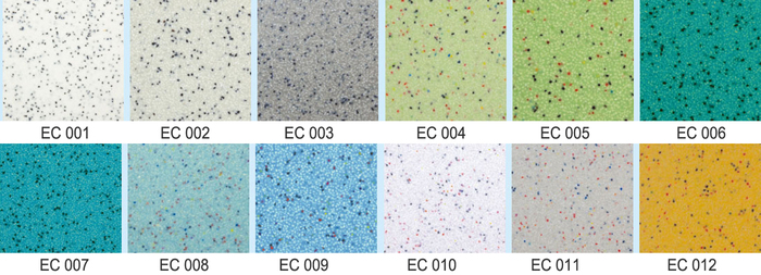 Self-leveling Colorful Commercial Epoxy Coating