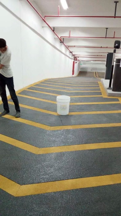 Garage & Parking area Painting